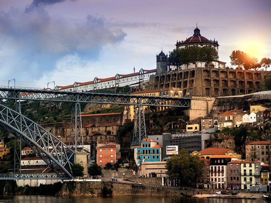 Full Day Tour Departure to Oporto