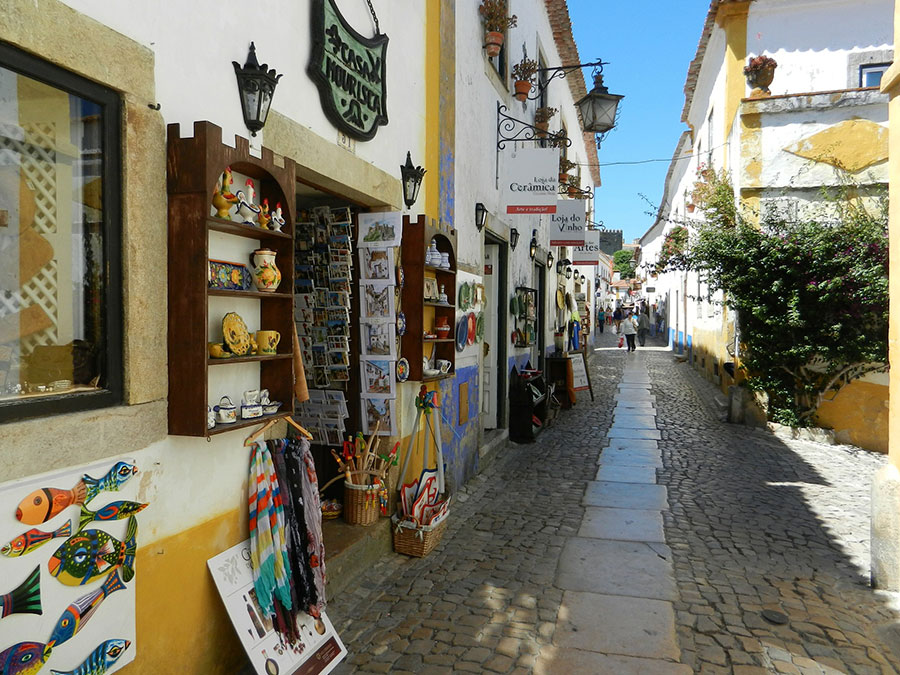 Full Day Tour in Óbidos - Alcobaça - Nazaré