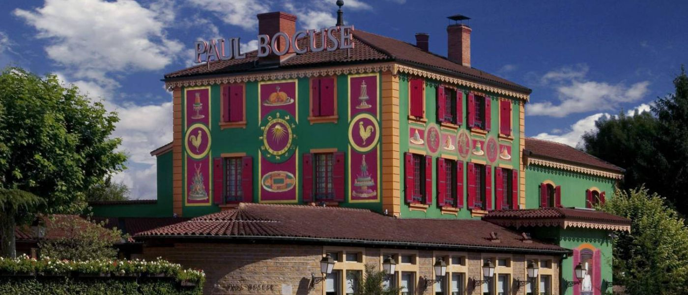 Restaurant Paul Bocuse 3*