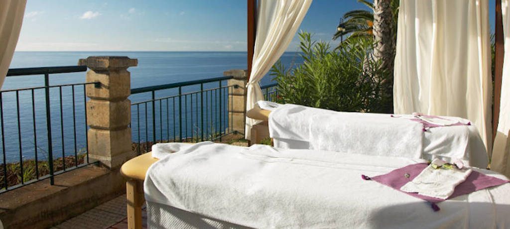 The Cliff Bay Hotel Spa