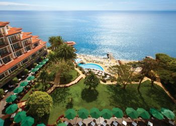 The Cliff Bay Hotel 5 *